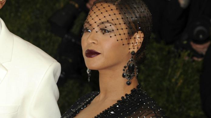 Beyoncé's wedding ring tattoo is a