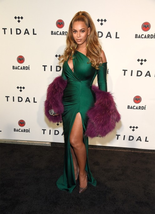 Non-Sample-Size Celebrities: Beyoncé | Celeb Fashion 2017