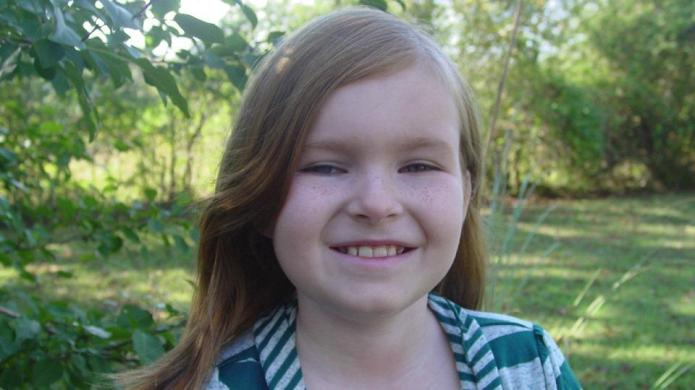 11-year old cancer survivor uses her