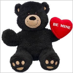 Cheesy teddy bear
