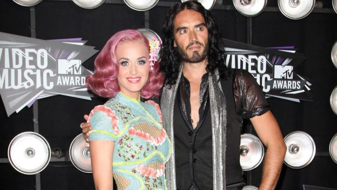 Russell Brand changes his tune about