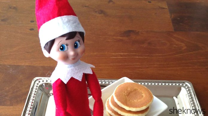 15 Simple Elf on the Shelf