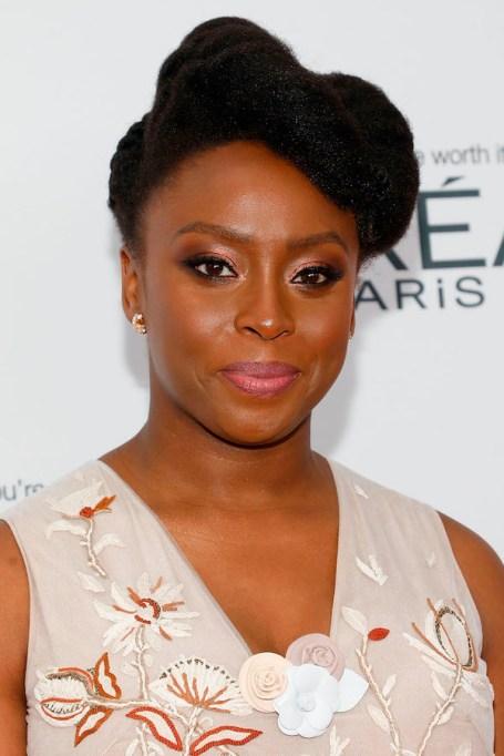Chimamanda Ngozi Adichie 2017 Glamour Women of the Year Awards
