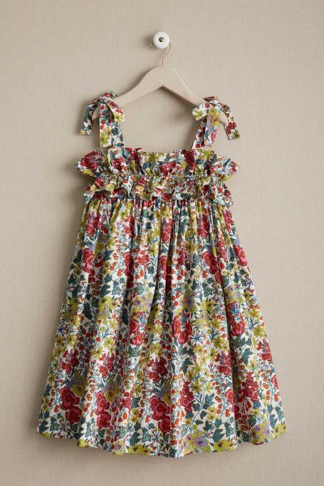 The Cutest Flower Girl Frocks | Casual Garden Party
