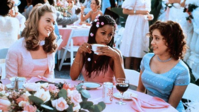 'Clueless' stars then and now