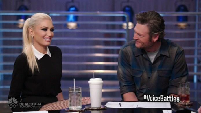 Gwen Stefani sees you 'shipping her