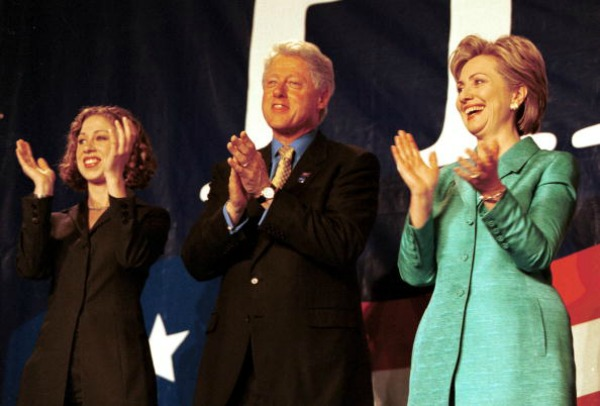 clintons-through-the-years-2000