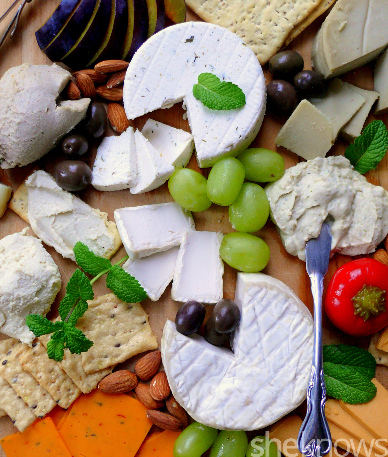 vegan cheese review taste test