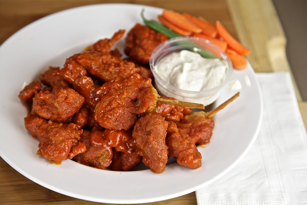 seitan buffalo chicken wings