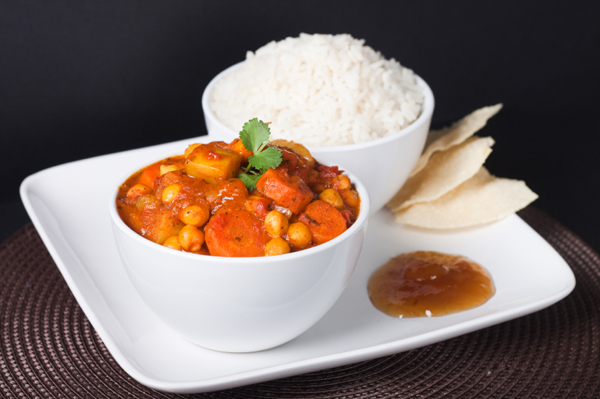 Vegeterian Curry
