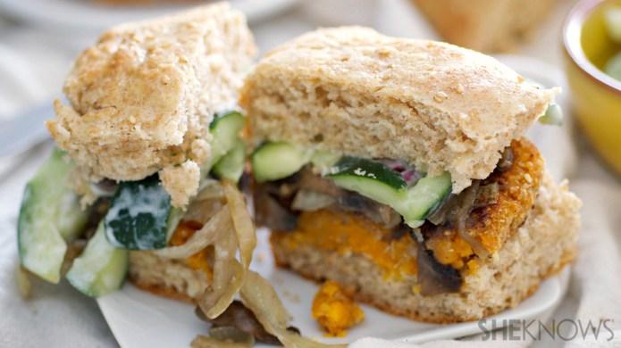 24 Drool-worthy veggie burgers any meat