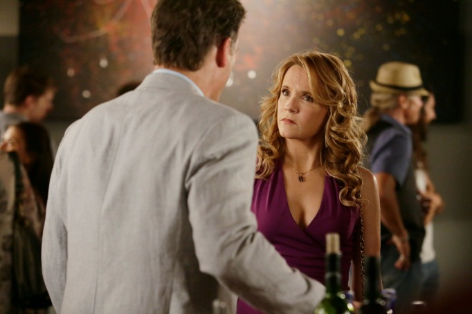 John and Kathryn Kennish on Switched at Birth