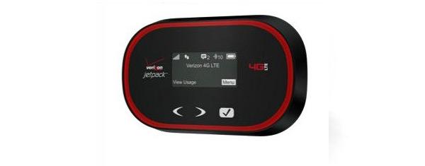 Verizon JetPack 4G LTE Mobile HotSpot | Sheknows.com