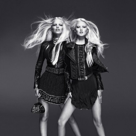 Versace for H&M launches in the US Saturday