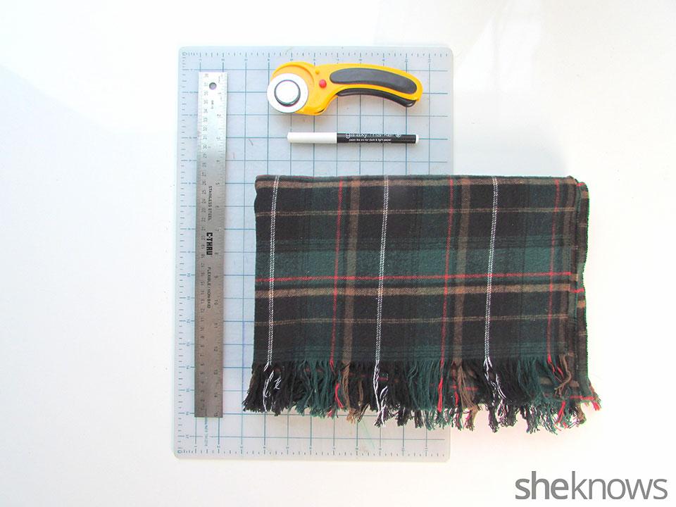 DIY Wrap best | Sheknows.com - supplies