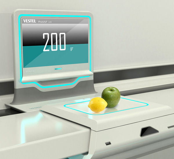 Vestal Assist smart kitchen