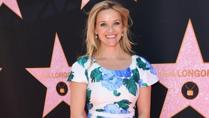 Reese Witherspoon attends Eva Longoria's Hollywood