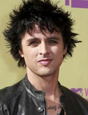 Green Day's Billie Joe voices support