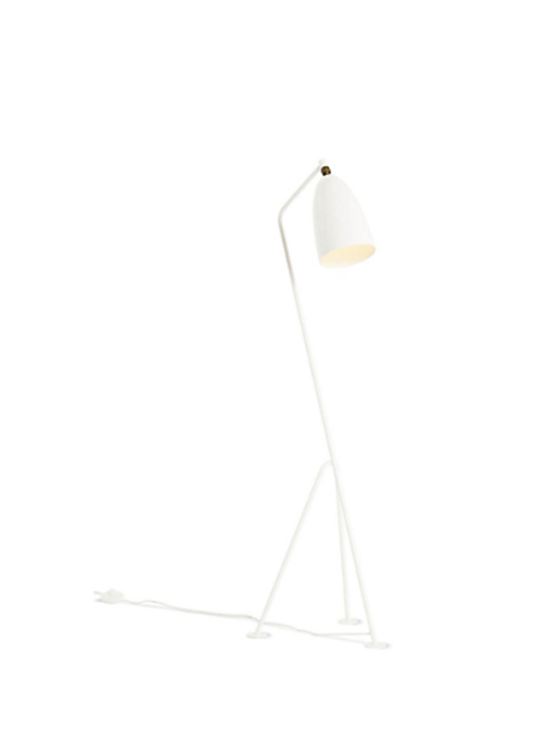 Ways to Create a Cozy Reading Nook   Gubi Grasshopper Floor Lamp