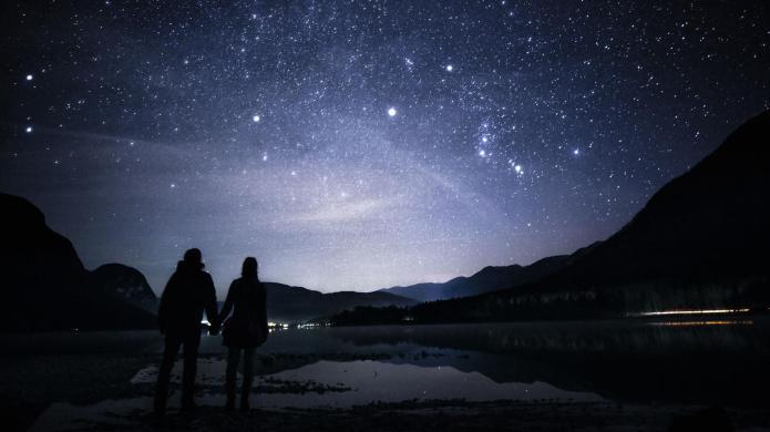 Astronomy baby names