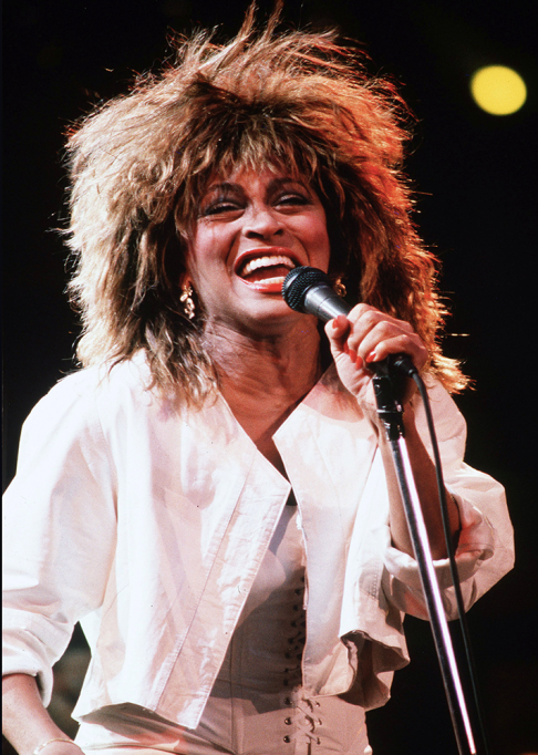 Most Iconic Hairstyles of All Time | Tina Turner