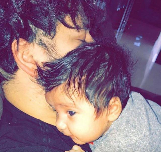 Celebrity Dads on Father's Day 2017: Rob Kardashian