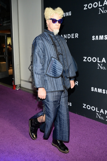 Will Ferrell at Zoolander premiere