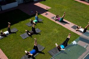 The top 5 green health clubs