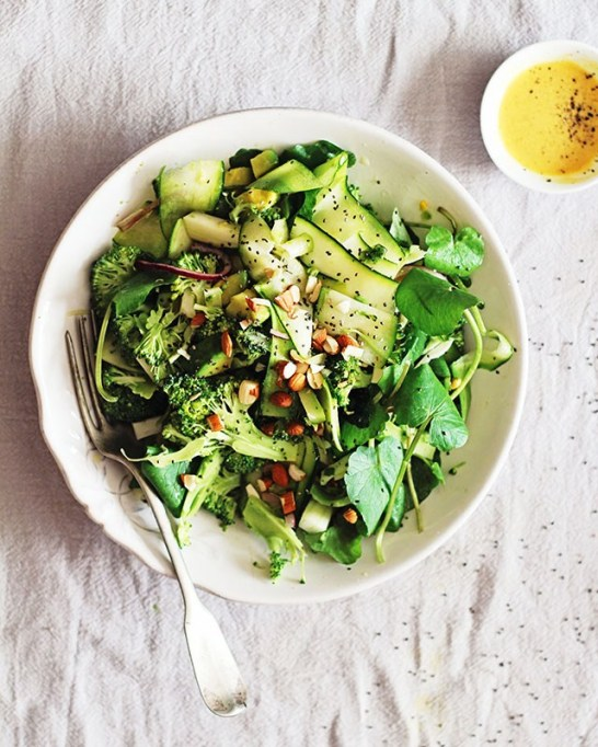 50 Easy Summer Salads: Master Cleanse Salad | Summer Eats