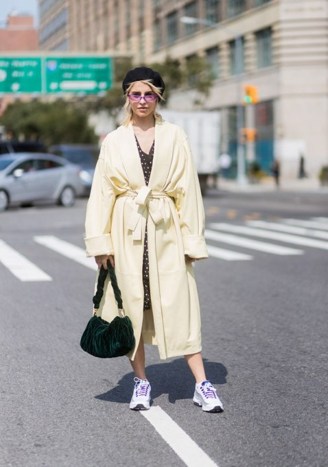 Ways To Wear Pastels This Fall | The Yellow Robe