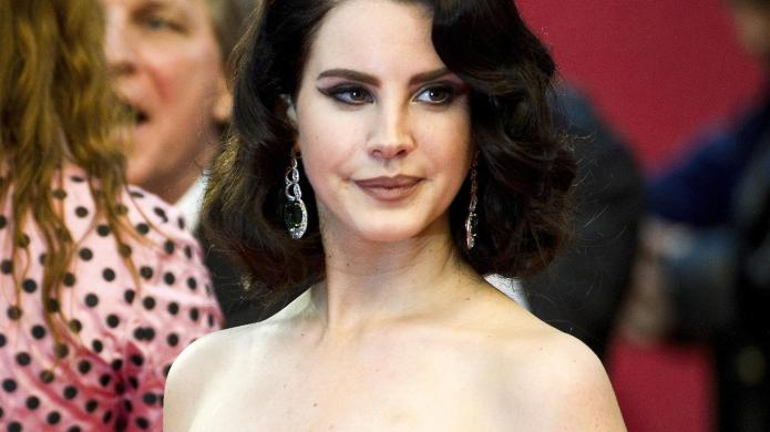 Check out Lana Del Rey's new