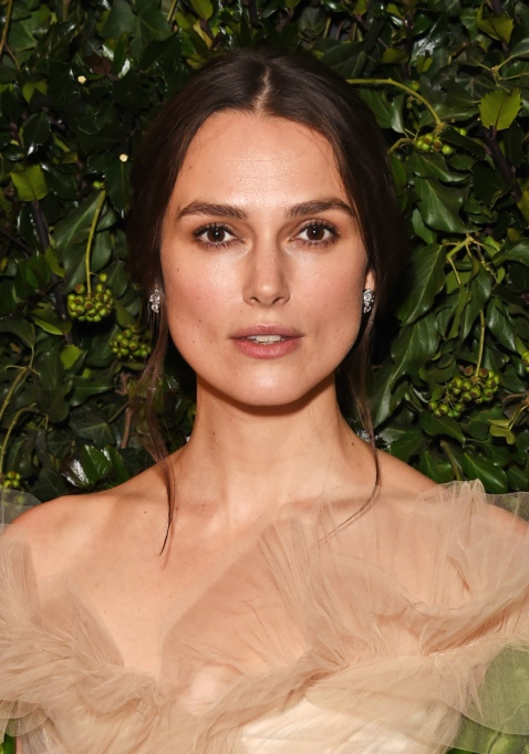 Female Celebrities Hair Loss | Keira Knightley