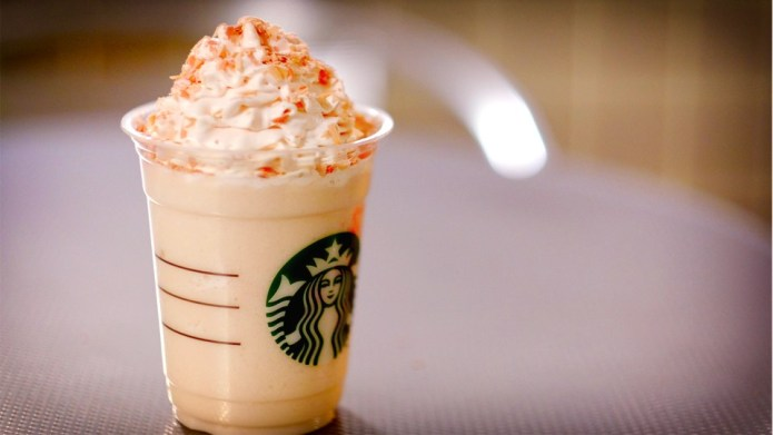 Starbucks' New Magical Frappuccino Flavor Is