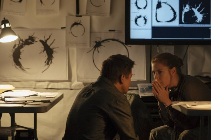 So, you're confused after watching Arrival