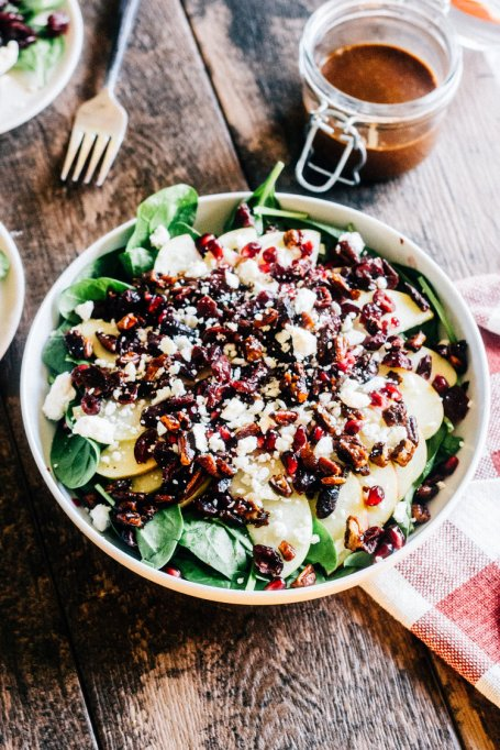 20 Fall Salads That Deserve a Place at Your Thanksgiving Table