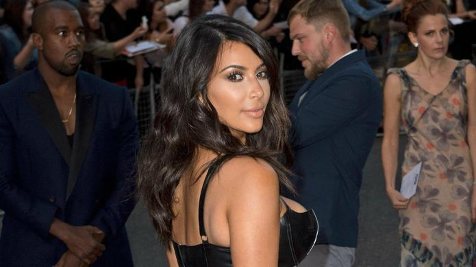 Kim Kardashian is ready and wanting