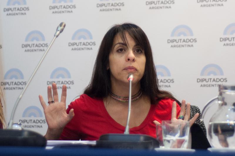 Victoria Donda Perez Argentina