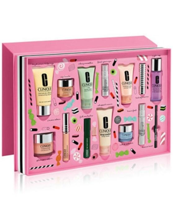 Clinique makeup gift set