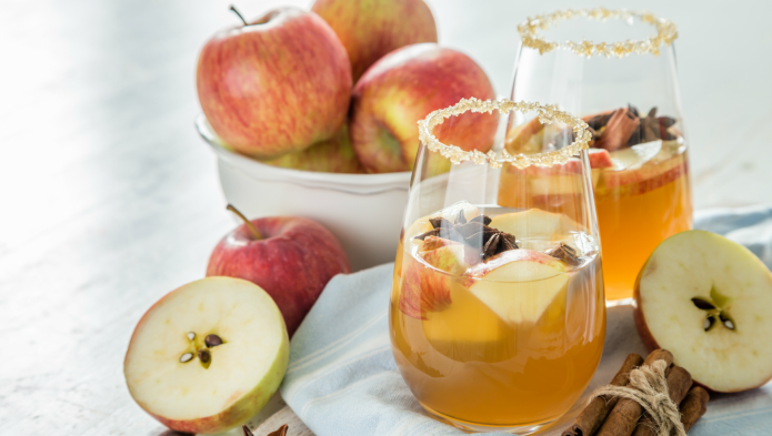 These Apple Cider Cocktails Will Keep