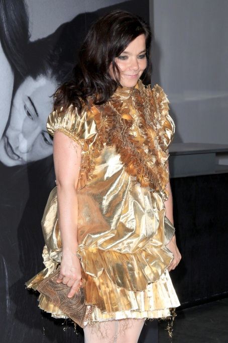These celebrities may or may not be Wiccans: Björk