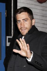 Jake Gyllenhaal gets in bathroom fight