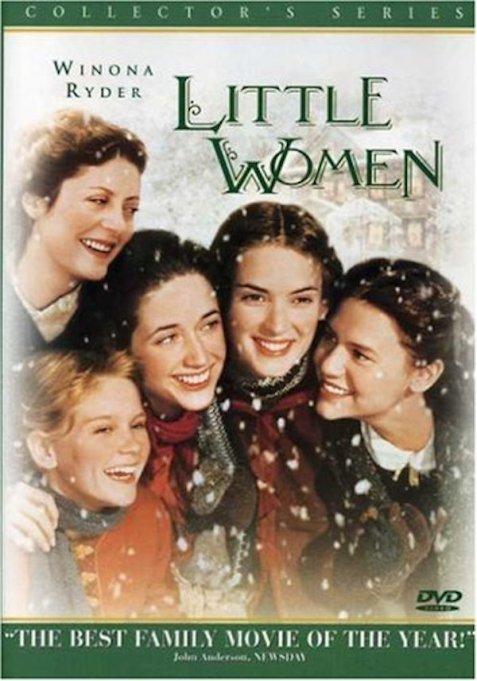 'Little Women' DVD art