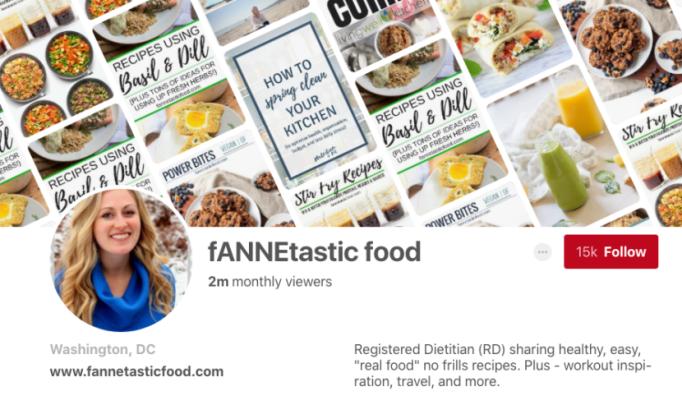 Fannetastic Food
