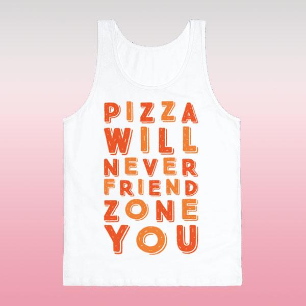 'Pizza' shirt