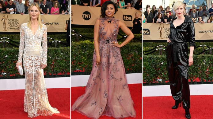 These 31 Pantsuits & Gowns Won
