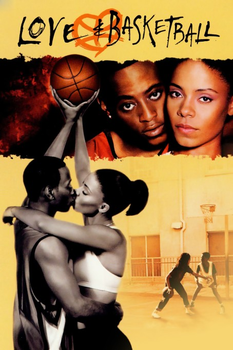 love & basketball movie poster