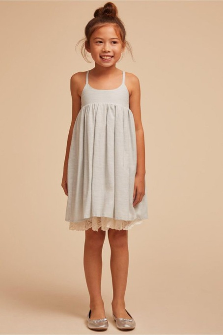 The Cutest Flower Girl Frocks | Simple and Sweet
