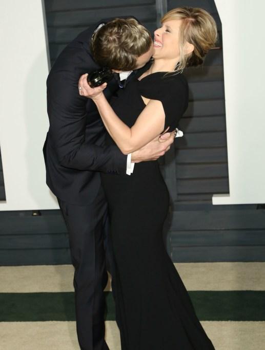 Kristen Bell and Dax Shephard