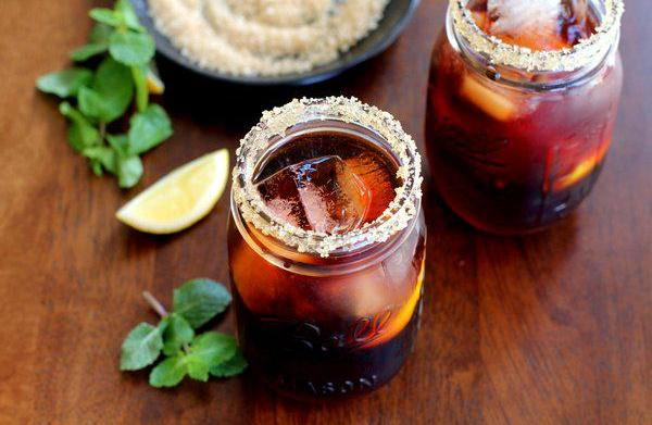 Cocktail recipes for game day