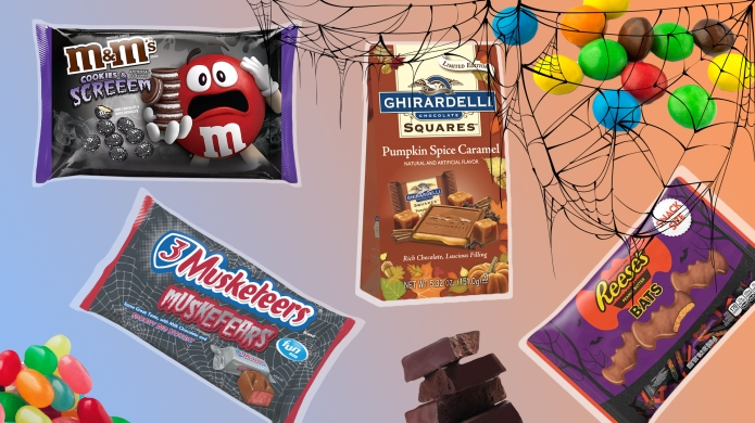 All the Delicious Halloween Candy Available